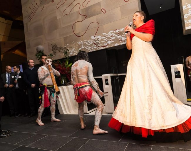 Ceremonial Opening – 200 George Street, Sydney