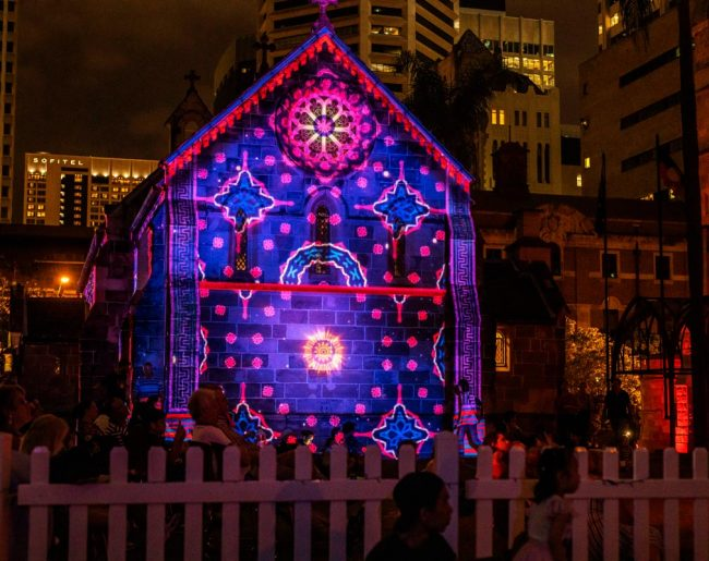 Lights of Christmas – Brisbane